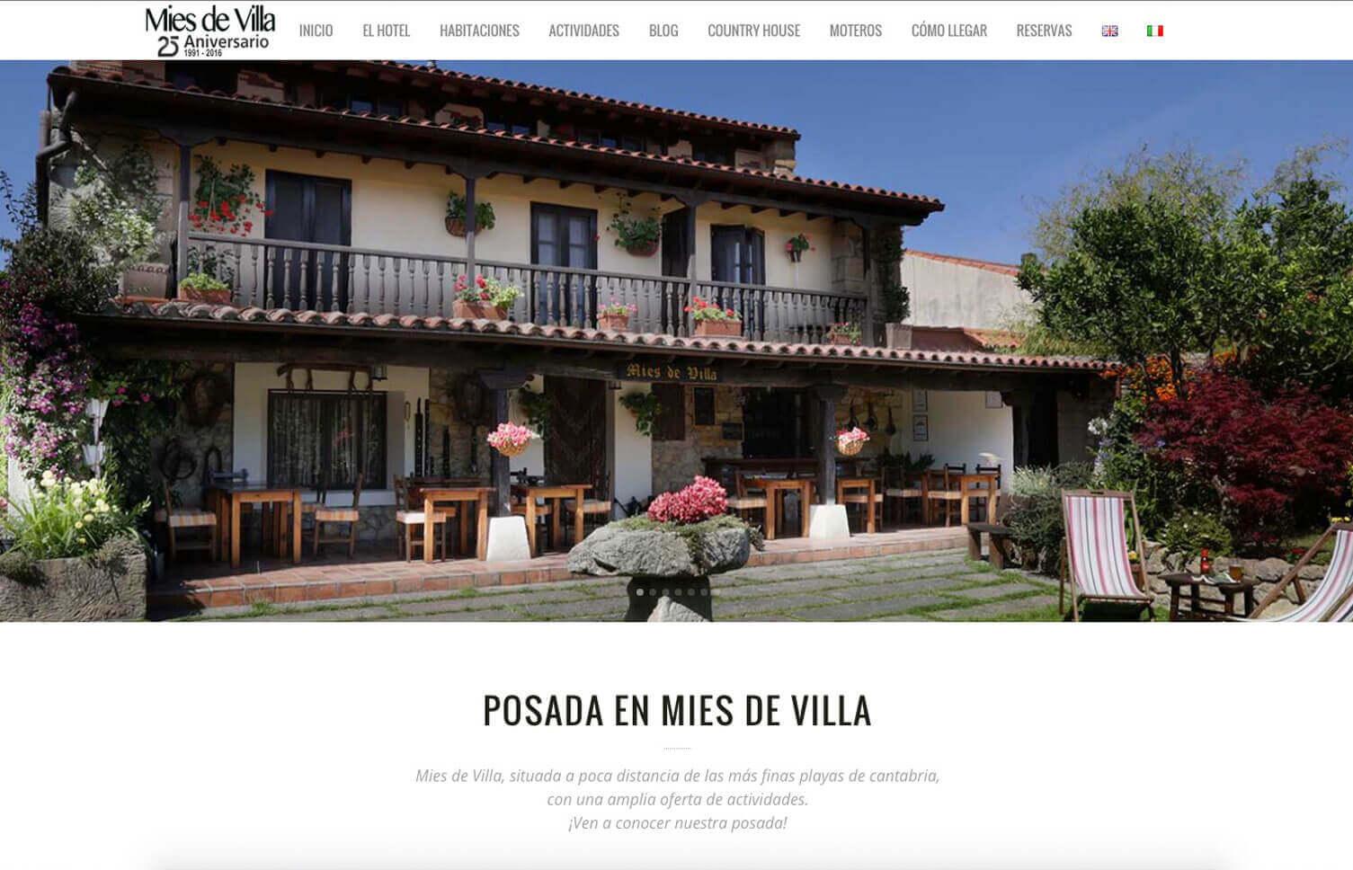 Posada Mies de Villa