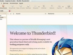 ¿Cómo unificar las bandejas de entrada en Thunderbird?
