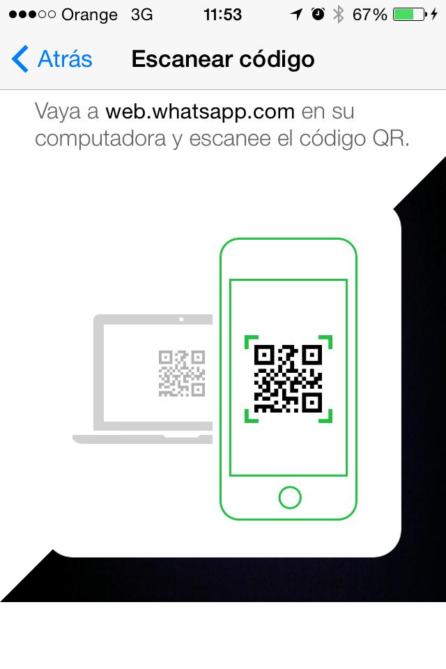 Ya está disponible WhatsApp Web para iPhone, ¿cómo lo instalo?