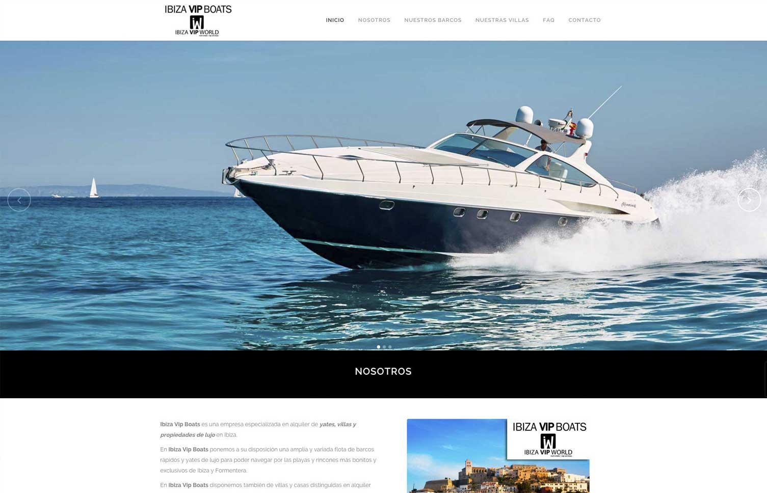 Ibiza Vip Boats