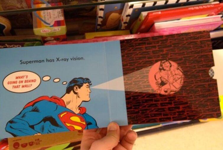 Visión de Supermán para diseñar tu página web