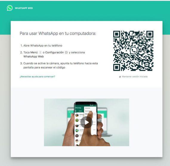 Cómo sincronizar WhatsApp en el ordenador