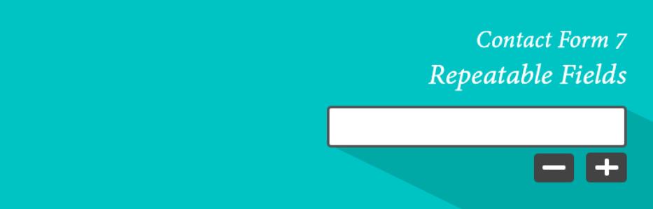 Plugin de WordPress para añadir campos repeaters a formularios de Contact Form 7