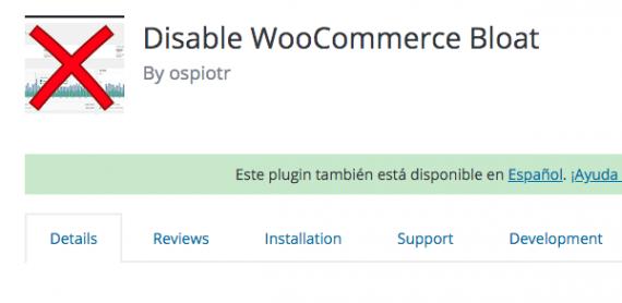 Plugin de WordPress para eliminar elementos Marketing y Análisis de la barra lateral