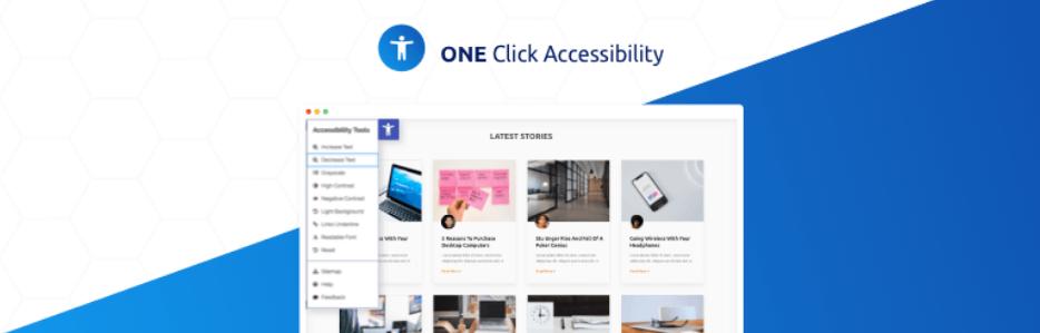 Plugin de WordPress para mejorar la accesibilidad de tu web