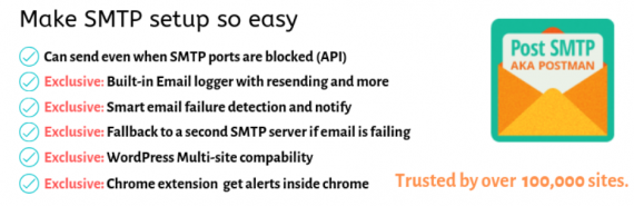 Plugin de WordPress para enviar correos sin fallos