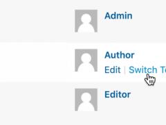 Plugin de WordPress para entrar temporalmente como si fueras otro usuario