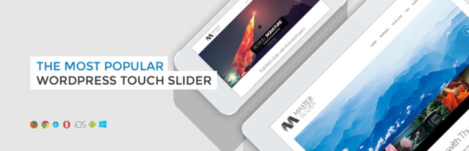 Plugins de WordPress para Sliders