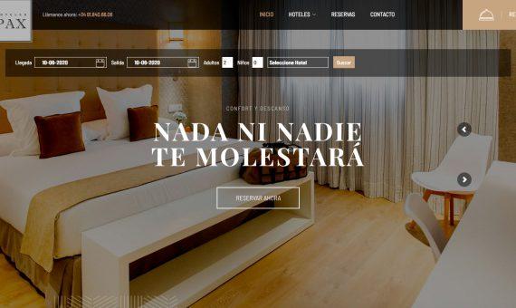 Pax Hoteles