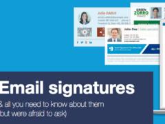 Herramienta gratuita para crear la firma del correo electrónico