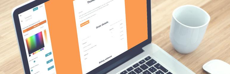 Plugin de WordPress para personalizar los emails de WooCommerce