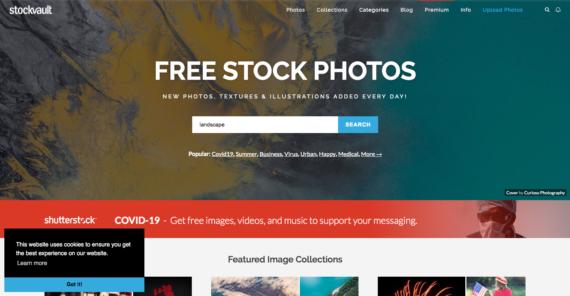 Bancos de imágenes de calidad gratis para mi web
