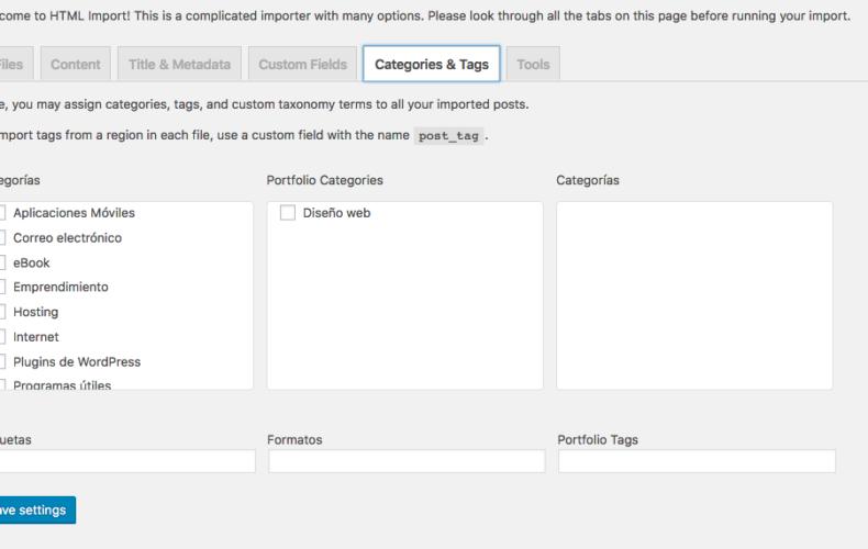 Cómo pasar una web de HTML a WordPress