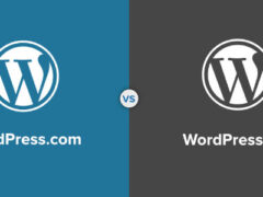 ¿Qué diferencias hay entre WordPress.com y WordPress.org?