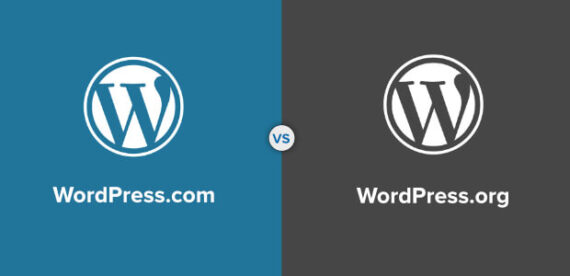 ¿Qué diferencias hay entre WordPress.com y WordPress.org?