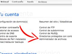 Cómo proteger una carpeta del servidor con usuario y contraseña