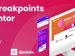 Cómo agregar breakpoints a Elementor