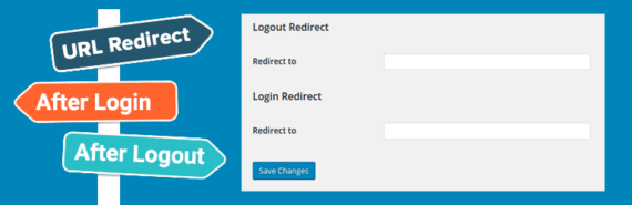 Plugin de WordPress para redirigir al usuario después de login o logout