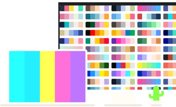 Generador de paletas de colores online
