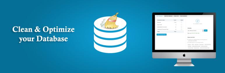 Plugin para limpiar la base de datos de WordPress