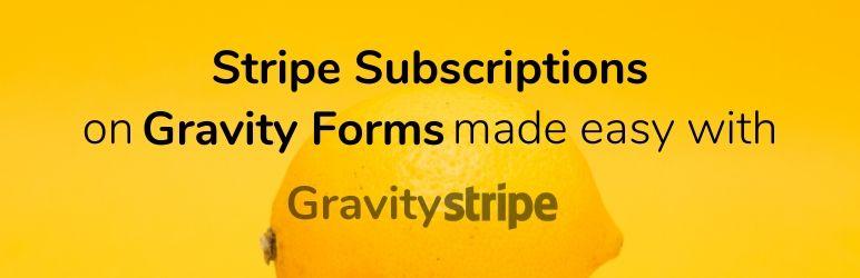 Plugin para crear suscripciones de Stripe con Gravity Forms