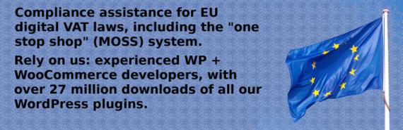 Plugin para aplicar el IVA del país del comprador en WooCommerce