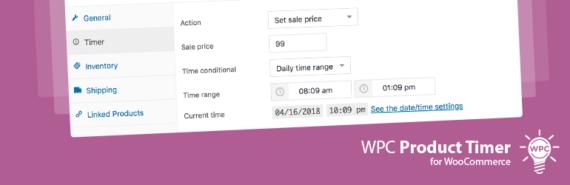 Disponibilidad de productos según la hora en WooCommerce